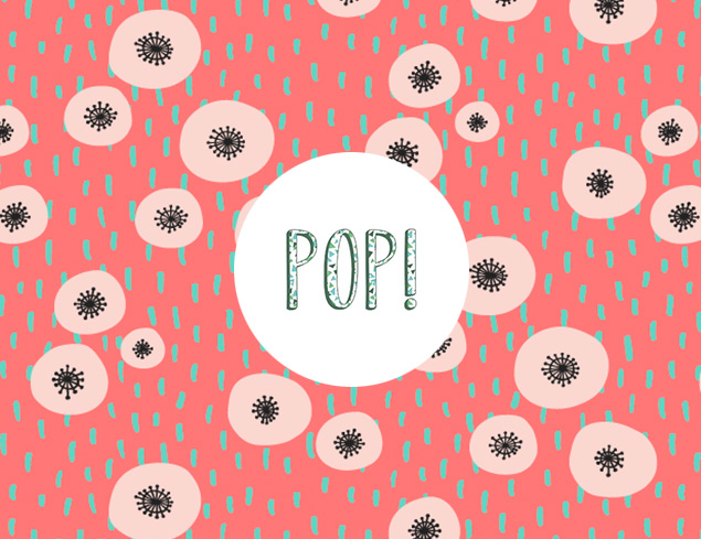 Pop! collection for Cotton+Steel